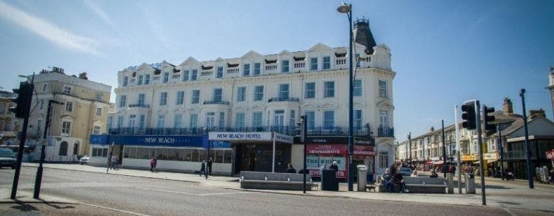 The Newbeach hotel in Great Yarmouth