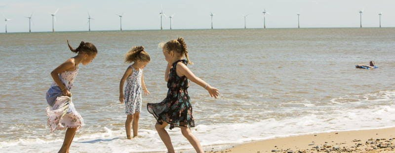 Stay in Caister-on-Sea