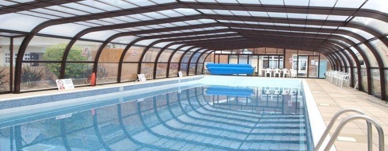 Allseason Hotels by Tingdene indoor swimming pool