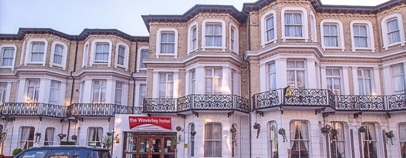The Waverly hotel in Great Yarmouth