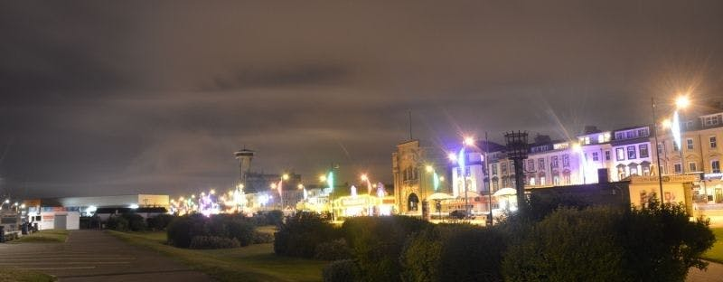 Great Yarmouth Staycation