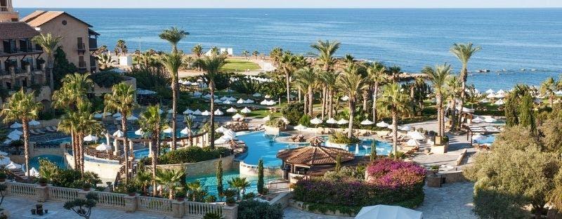 The Elysium Hotel, Cyprus
