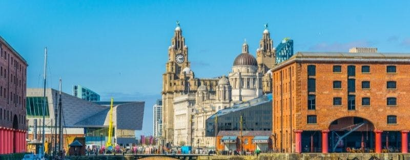 Liverpool Staycation