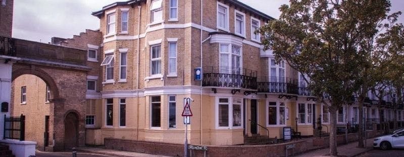 The Embassy Hotel in Great Yarmouth