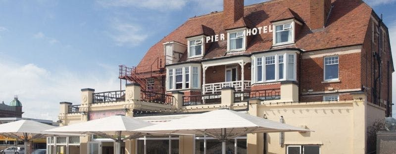 The Pier Hotel, Great Yarmouth