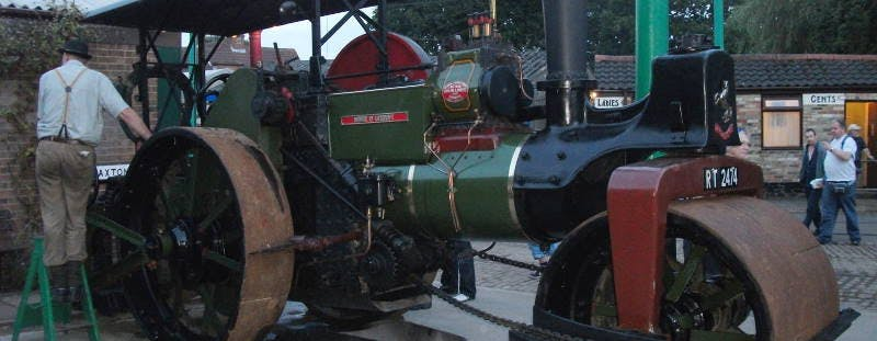Lowestoft East Anglia Transport Museum