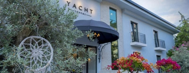 Yacht Boheme Hotel, boutique hotel in Turkey