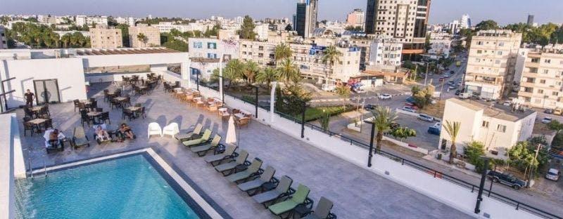 Hotel Sun in Cyprus