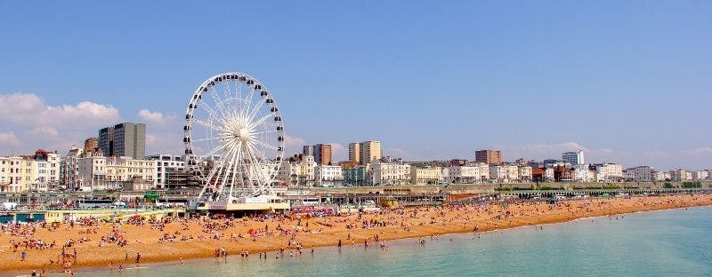Brighton Staycation
