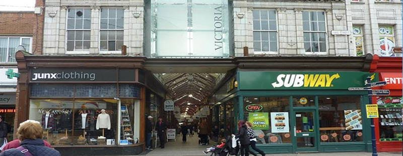 Victoria Arcade Shopping Centre, Great Yarmouth