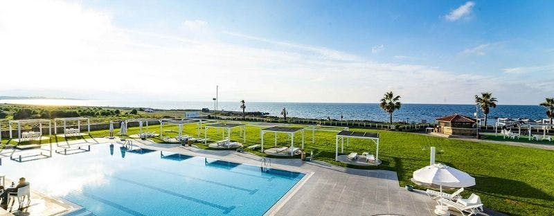Aphrodite Beach Front Condos in Cyprus