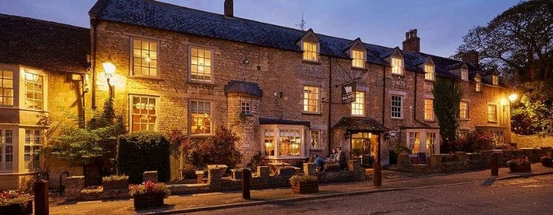 The Bull pub in the Cotswolds