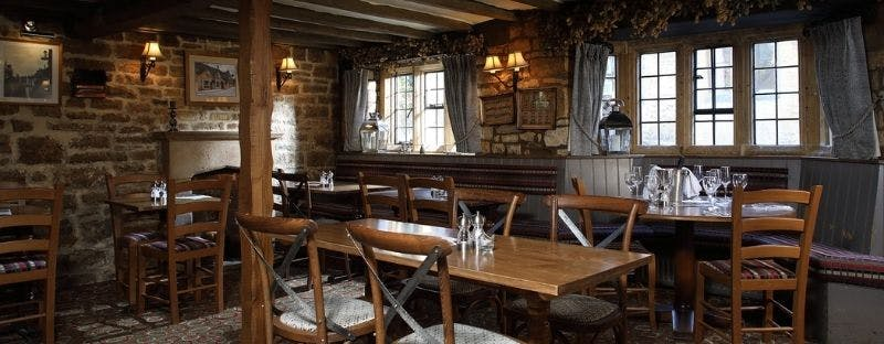 Eight Bells Inn in the Cotswolds