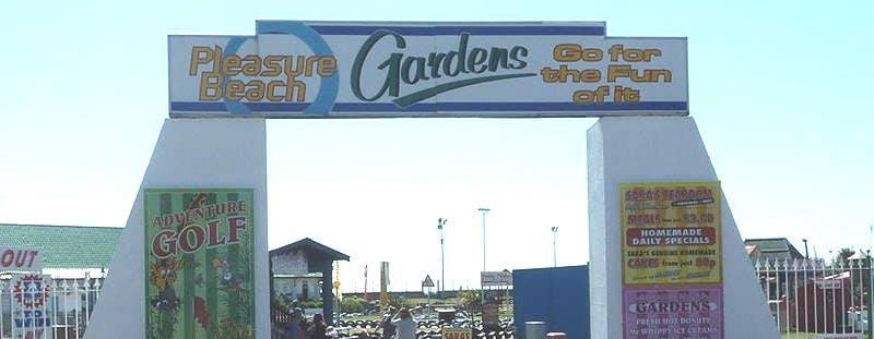 Great Yarmouth Pleasure Beach Gardens