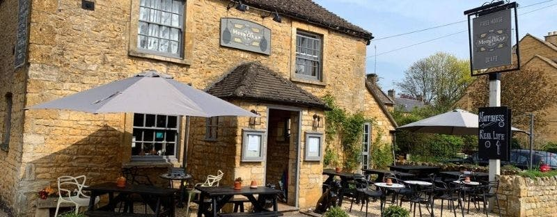 The Mousetrap Inn in the Cotswolds