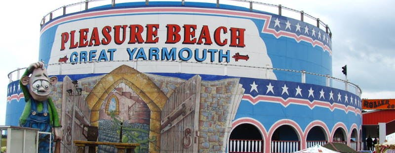 Visit Great Yarmouth Pleasure Beach