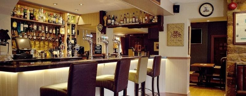 The Lamb Inn in the Cotswolds