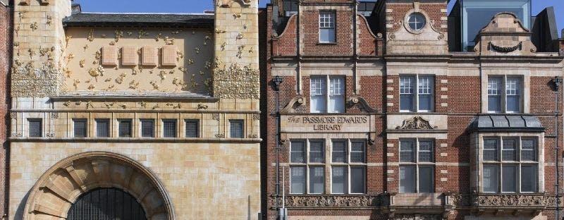 Whitechapel Gallery, free art gallery in London