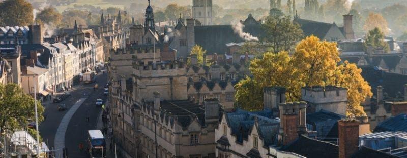 Oxford Staycation