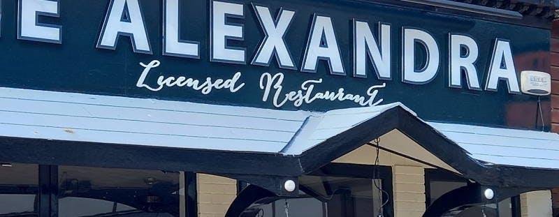 Alexandra Restaurant Great Yarmouth
