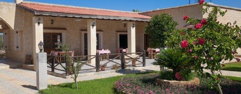 Glaro Garden Hotel in Cyprus