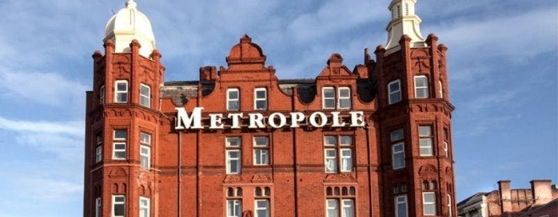 Britannia Metropole Hotel in Blackpool