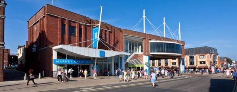 Market Gates Shopping Centre Great Yarmouth