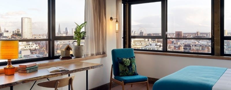 The Treehouse hotel in London