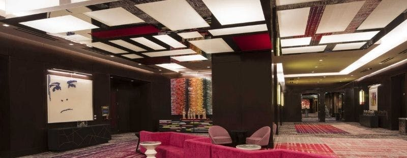 The Cosmopolitan of Las Vegas art hotel