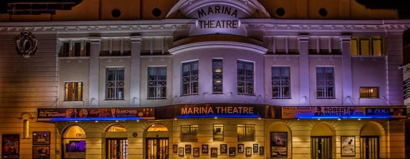 Lowestoft Marina Theatre