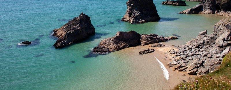 Quiet Beaches In Cornwall