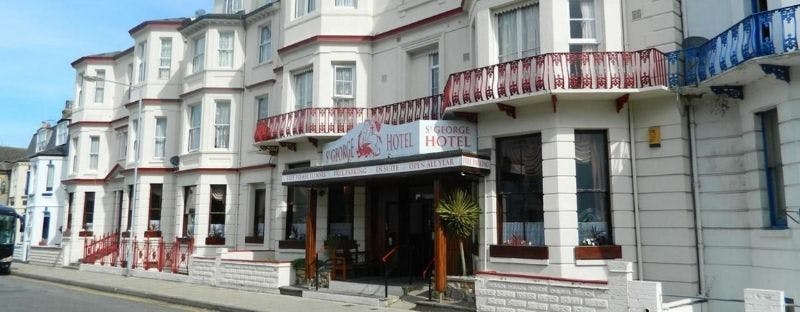 St. Georges Hotel in Great Yarmouth
