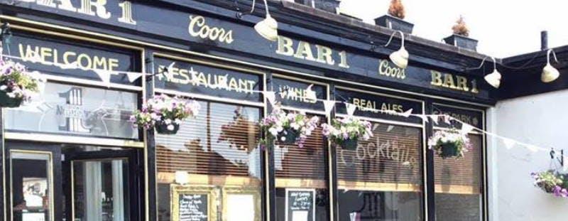 Bar 1 Great Yarmouth