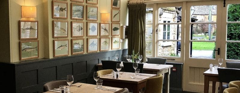 The Kings Head Inn in the Cotswolds