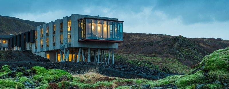 ION Adventure Hotel, Iceland
