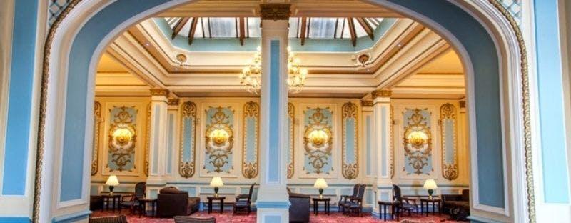 The Grand Metropole Hotel in Blackpool
