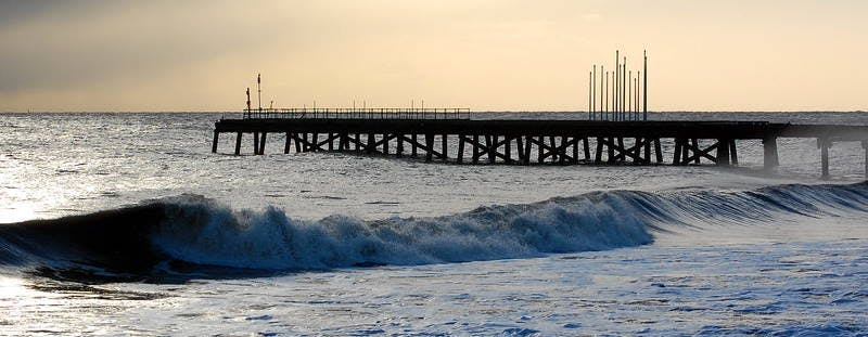 Lowestoft South Beach