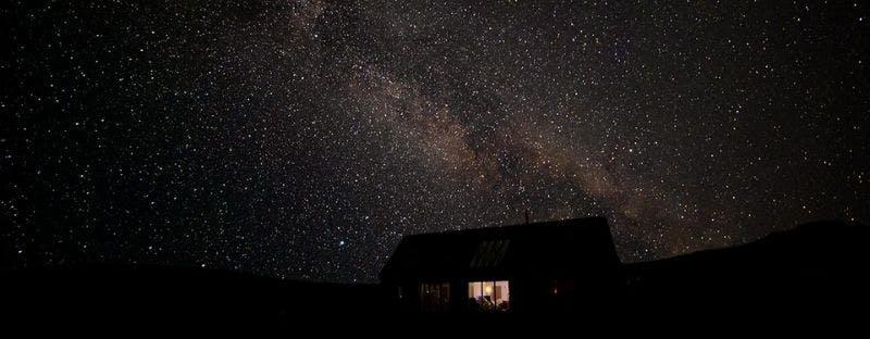 Isle of Coll UK stargazing spot