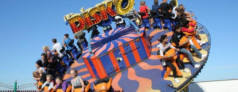 Great Yarmouth Pleasure Beach Disko