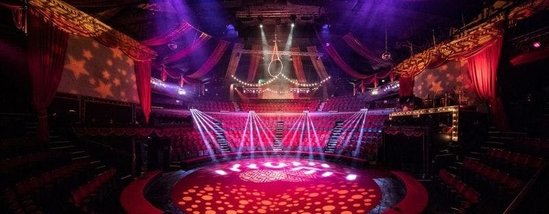 The Hippodrome Circus in Great Yarmouth
