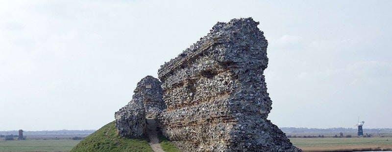 Visit Burgh Castle