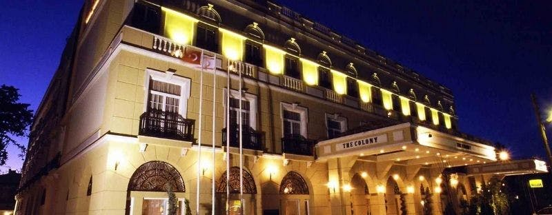Arkin Colony Hotel in Cyprus