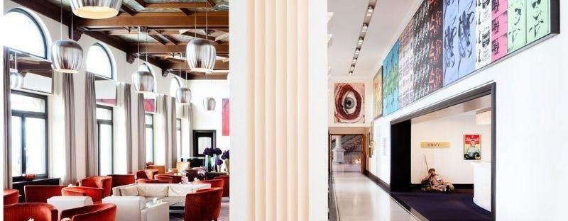 The Dolder Grand art hotel