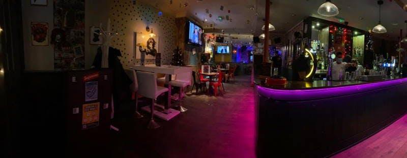 Peggotty's Lounge Bar Great Yarmouth
