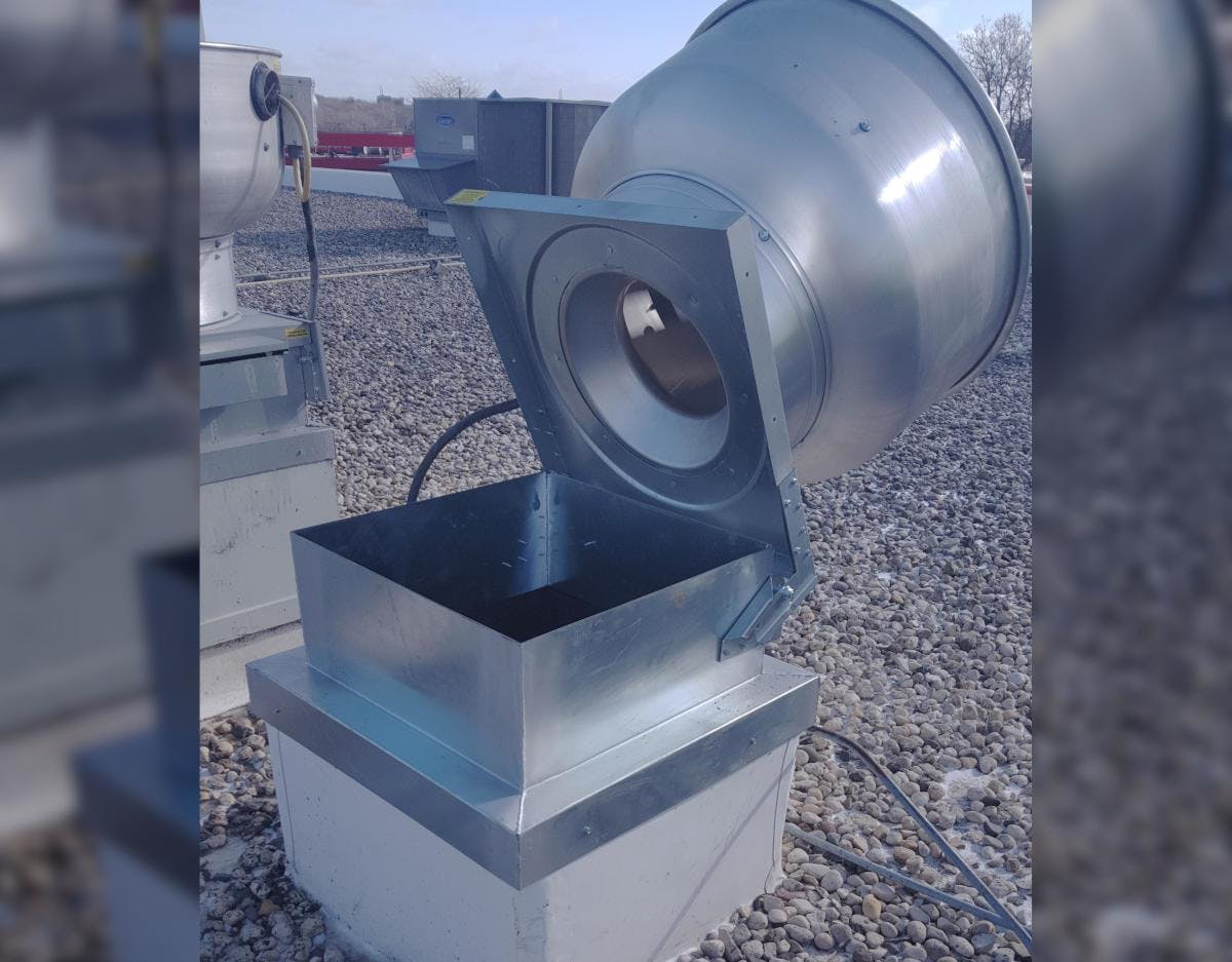 24 Hour Fan Repair Services Hood Cleaning Inc