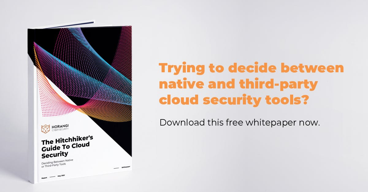 Download whitepaper for cloud security tools