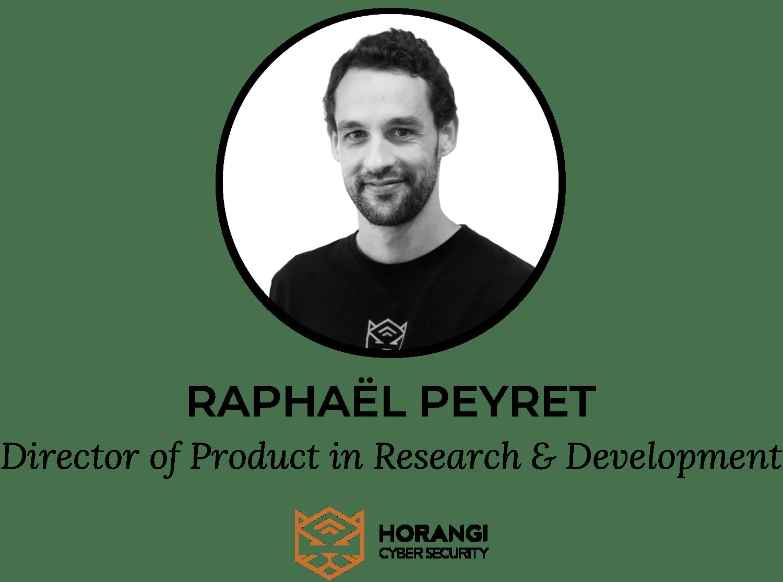 Raphael Peyret speaker bio