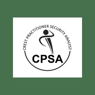 CPSA certification logo