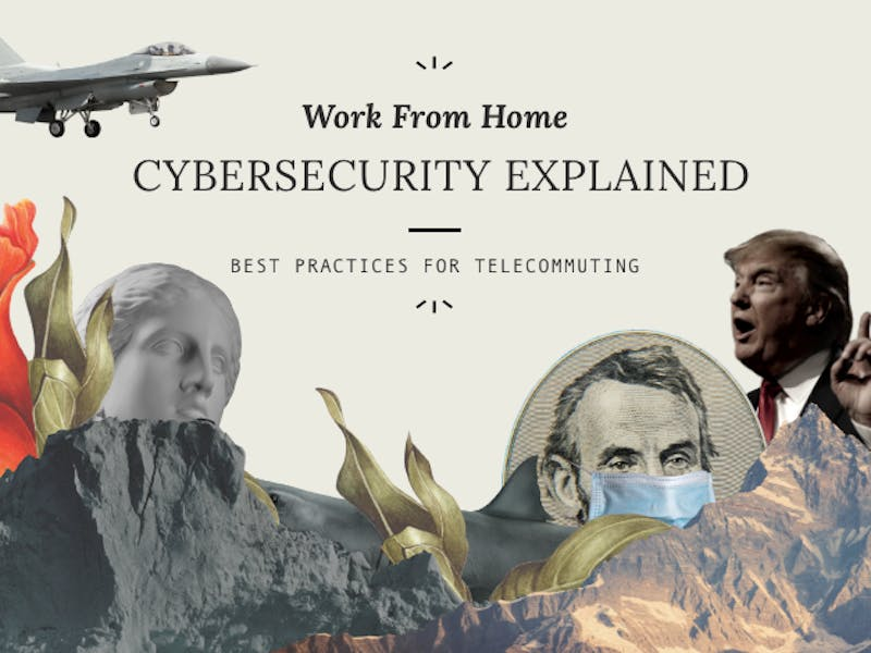 WFH cyber security explained