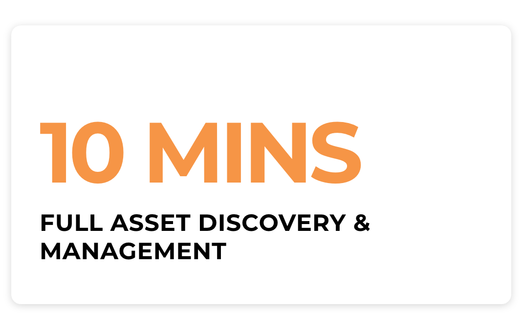 full asset discovery